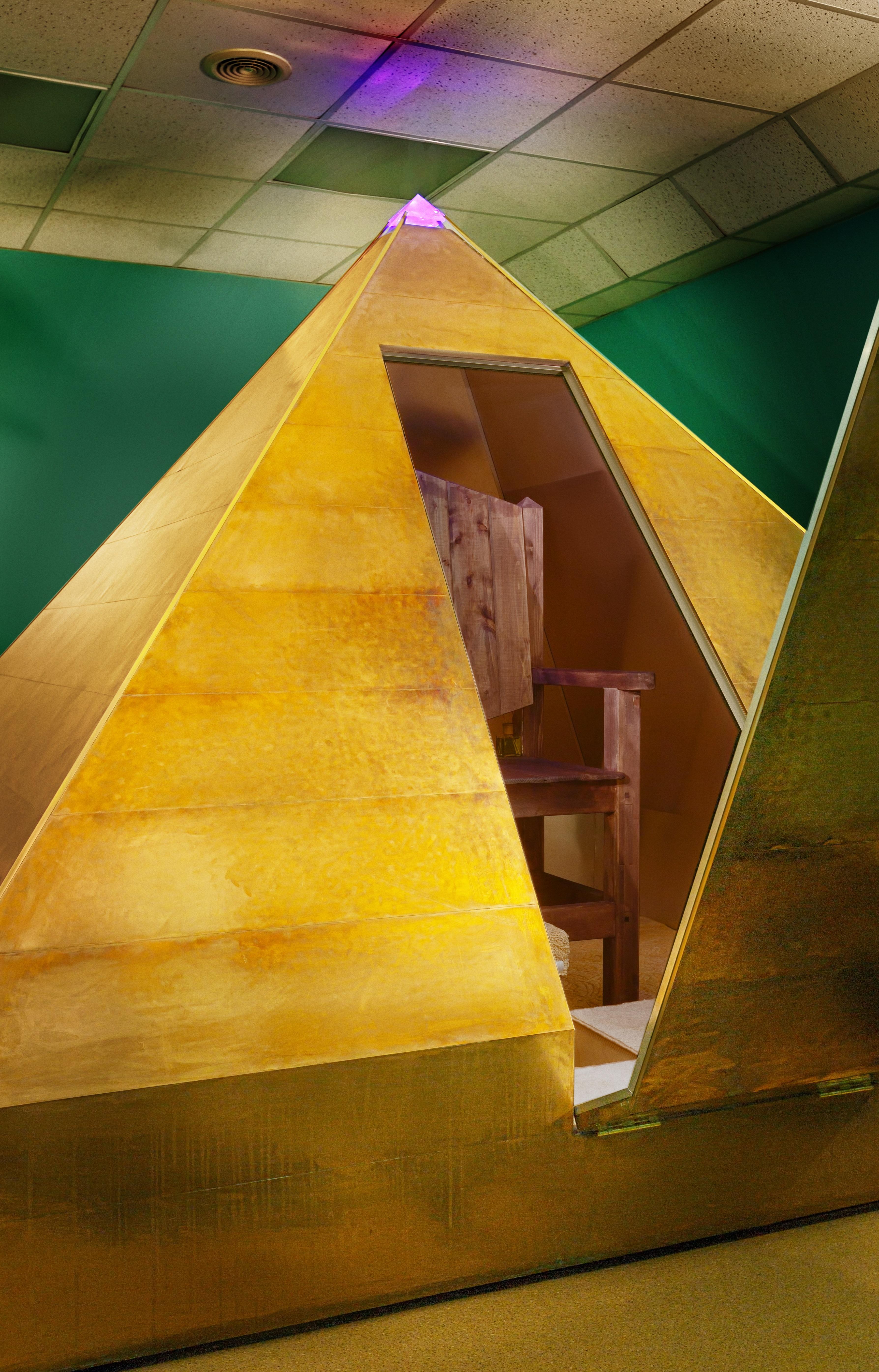 Пирамида Гаряева